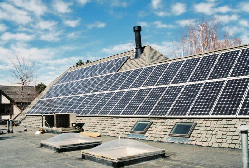 Photovoltaic Systems Photovoltaic System